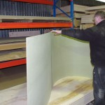 Painduv MDF plaat